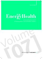 Energy for Health nr 7 (ENG)
