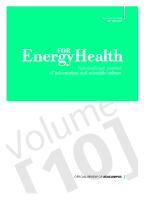 Energy for Health nr10 (ENG)
