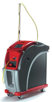 Laser wysokoenergetyczny - Hilterapia aparat HIRO 3.0